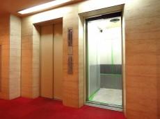 ヴィラ赤坂 エレベーター