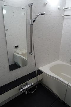 ザ・タワーズ台場イースト棟615 バスルーム