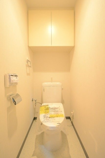 プレジール新宿大久保 トイレ