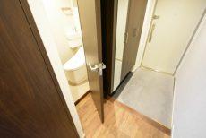 アンクレール初台 トイレ
