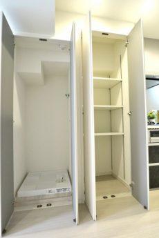 台ハイホーム 洗濯機スペース