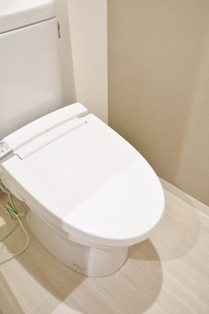 日商岩井碑文谷マンション801 トイレ