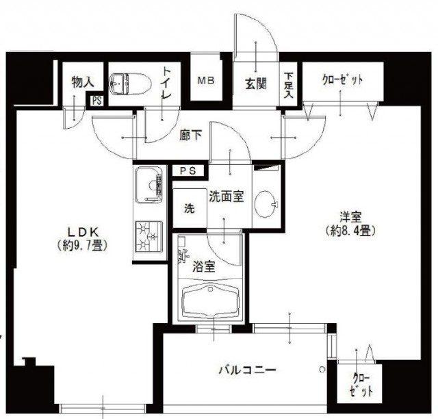 ダイアパレスシェルトワレ目黒 (67)