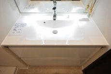 アンクレール初台 洗面室
