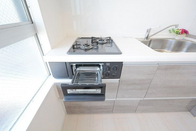 深沢コーポラス キッチン