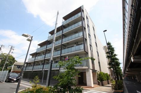 オープンレジデンシア桜新町 外観