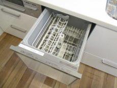 多摩川芙蓉ハイツ 4キッチン食洗器