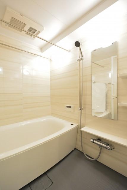 ライオンズマンション広尾第二 浴室