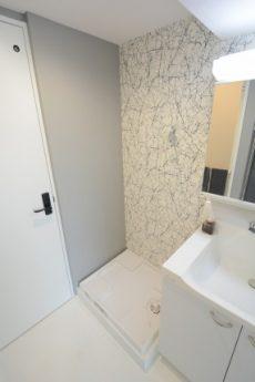 フラワーヒル目黒 洗面室