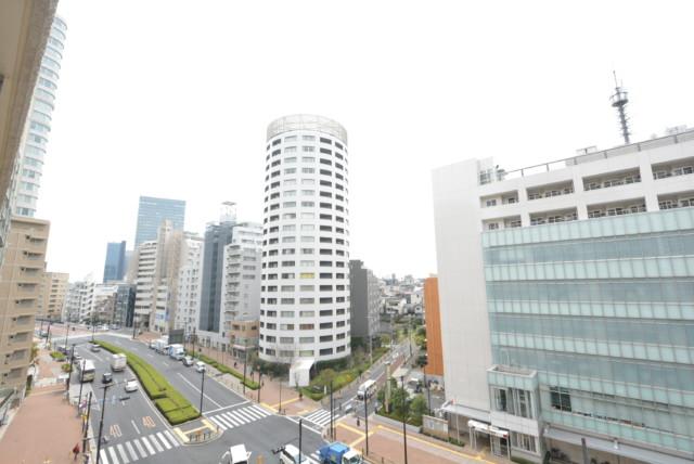 五反田ロイヤルハイツ バルコニー