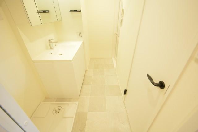 ライオンズマンション広尾第二 洗面室