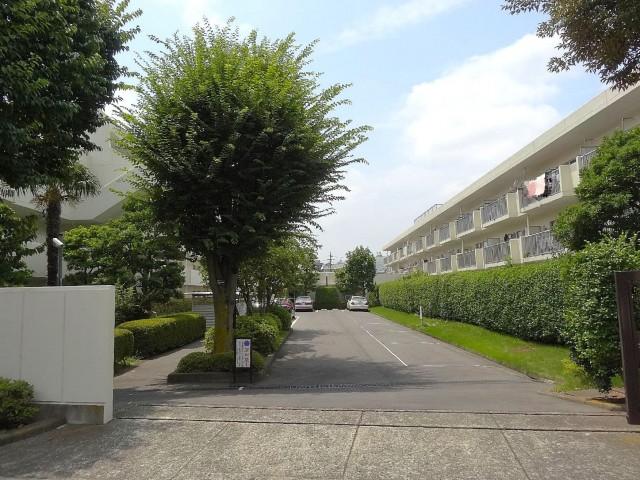 日商岩井大岡山第2マンション 外観