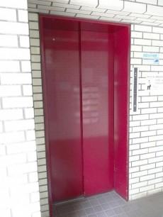 クレードル北千束 エレベーター