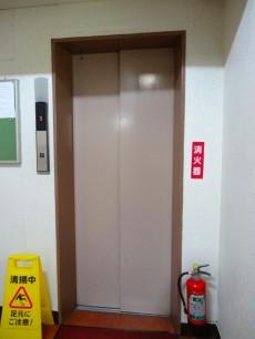 高井戸東コーポ エレベーター