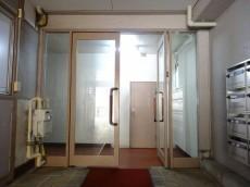 高井戸東コーポ エントランス