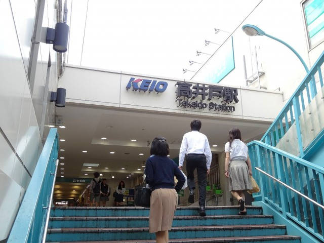 高井戸東コーポ 高井戸駅