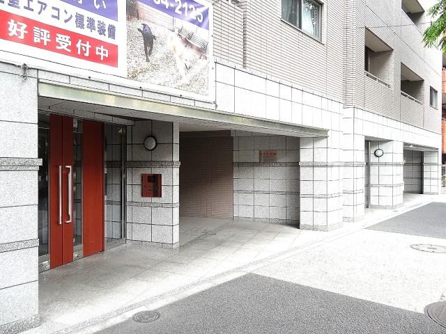 サンスタレ駒沢ファーストコート エントランス