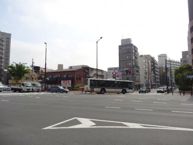 コーポ中野 宮下交差点