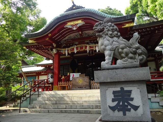 コーポ中野 氷川神社