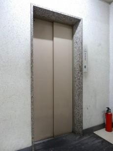 青木ハビテーション エレベーター