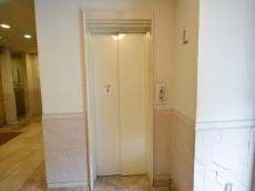 シティコート広尾 エレベーター