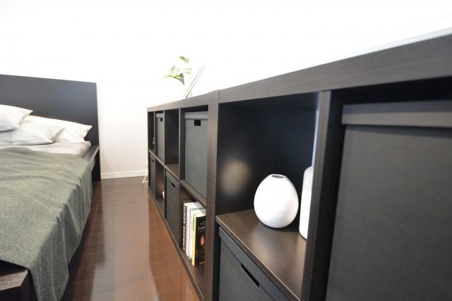 サンクタス四谷・曙橋ルーセントシティ 寝室