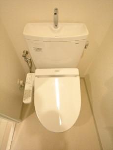 コスモ広尾 トイレ