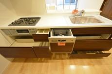ビラカーサ四谷四丁目 システムキッチン