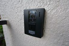 ライオンズマンション上野毛206 カメラ付きインターフォン