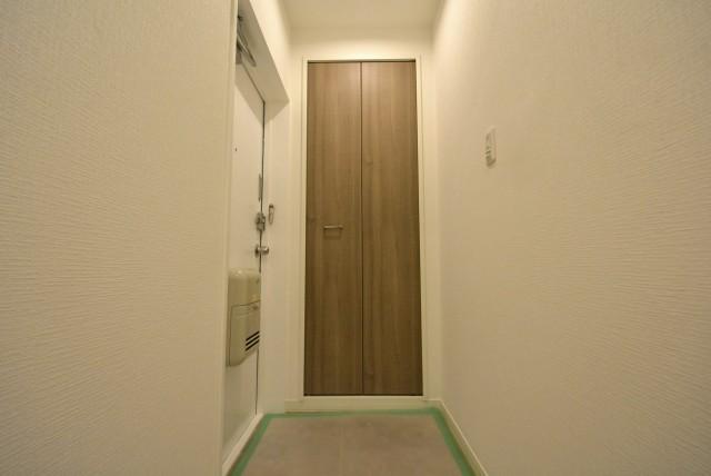 ライオンズマンション上野毛206 玄関