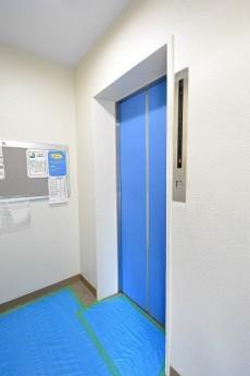 フジマンションウイスタリア エレベーター