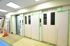 築地永谷コーポラス エレベーターホール