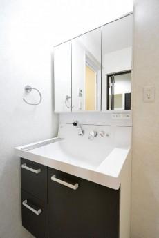 フジマンションウイスタリア 洗面台