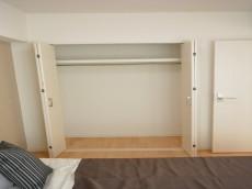 クレッセント目黒Ⅱ 寝室