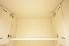 コスモ自由が丘 トイレ吊戸棚