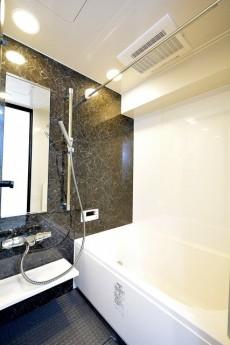 セブン築地 バスルーム