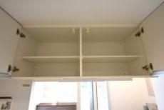 ライオンズマンション上野毛206 キッチン収納