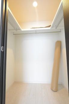 グランコピエ広尾 6.4帖洋室のWIC