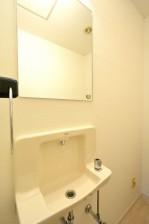 エステージ上野毛 トイレ手洗い場