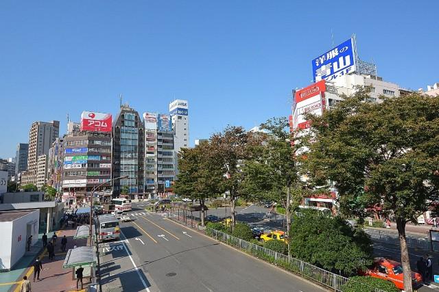 シャンボール池田山 五反田駅周辺