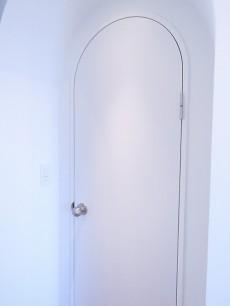 マンションヴィップ等々力 トイレ扉