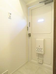 コーポ洗足 玄関ホール