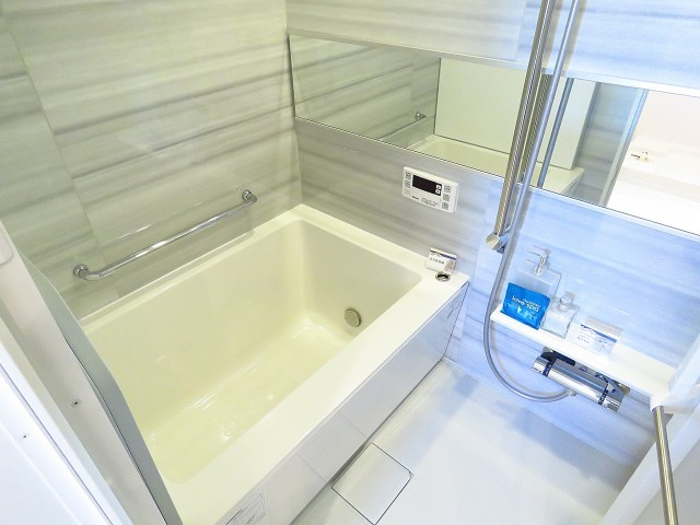 コーポ洗足 バスルーム