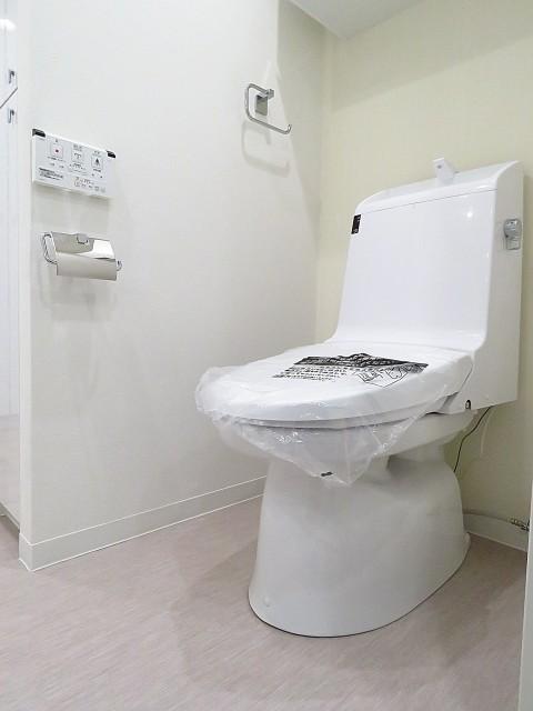日神パレステージ南大井 トイレ