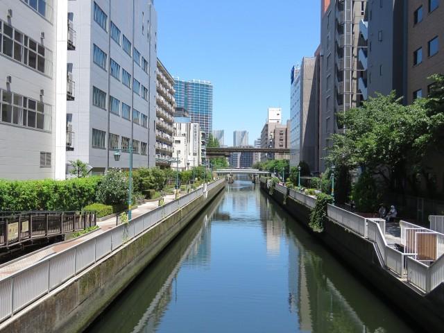 ネオハイツ田町 運河
