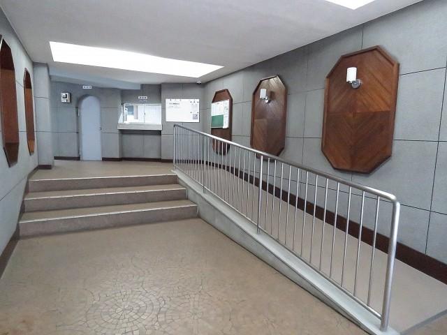 学芸大ダイヤモンドマンション エントランスホール