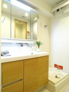 日商岩井第2玉川台マンション 洗面化粧台