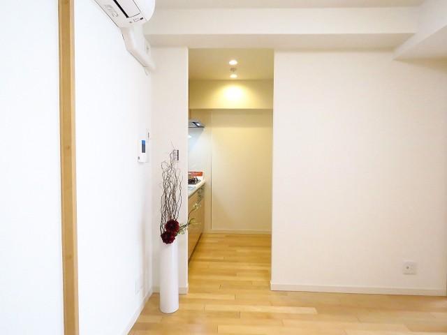 日商岩井第2玉川台マンション キッチンスペース