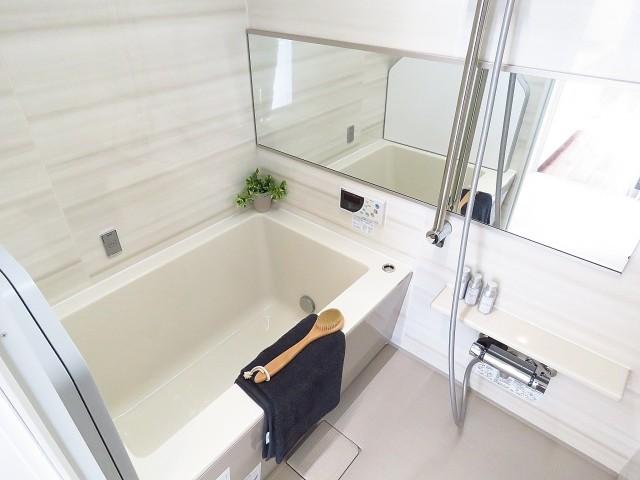 東山コーポラス バスルーム