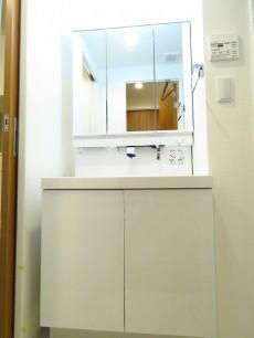 自由ヶ丘第七コーポ 洗面化粧台